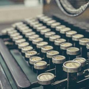 typewriter450x450
