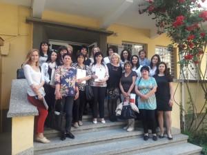Представители на ДБТ в клон Пазарджик 2018